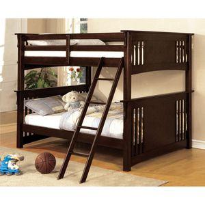 Full over full bunk bed brand new!! for Sale in Sparks, NV