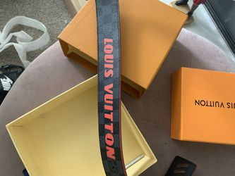 Louis Vuitton Belt for Sale in Raleigh,  NC