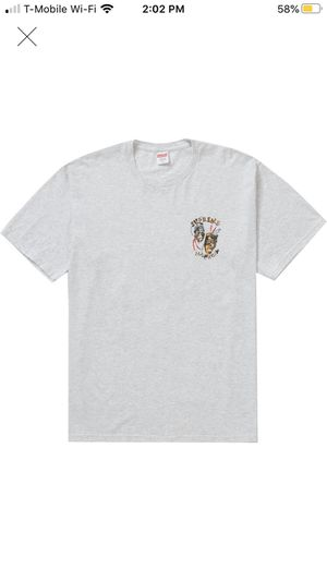Supreme laugh now tee for Sale in Baldwin Park, CA