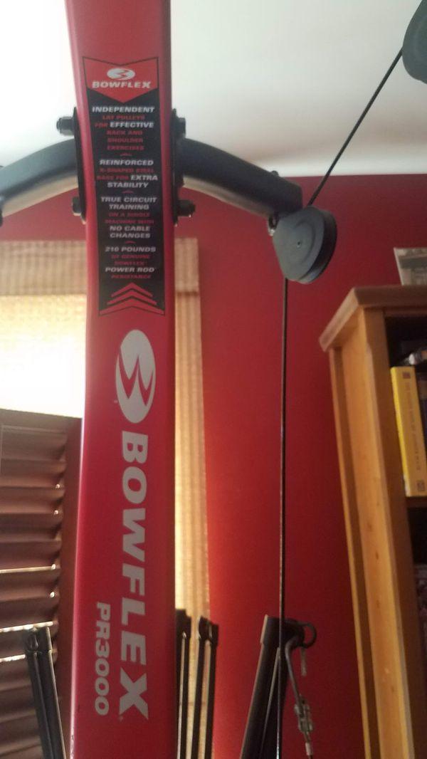 BOWFLEX PR3000 Home Gym - Excellent Condition