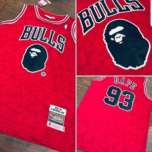 Bulls Bape Jersey for Sale in Las Vegas, NV