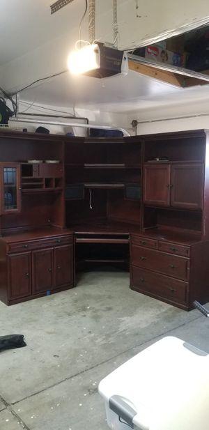 Corner desk unit for Sale in Pleasanton, CA
