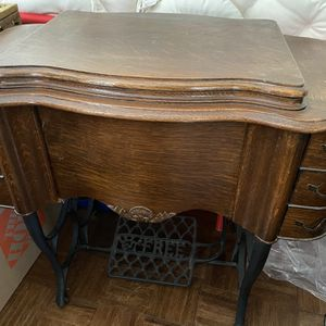 Antique Sewing Machine Table for Sale in Orange, CA