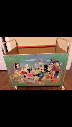 Disney Toy Cart-Vintage and Rare for Sale in Thornton, CO