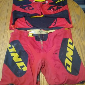 One Industries Riding Pant And Jersey for Sale in Fresno, CA