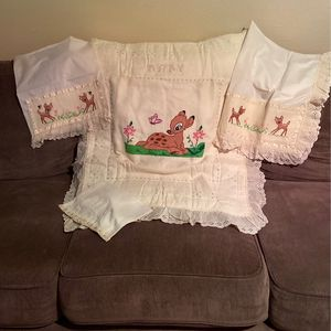 Crib cover Set for Sale in Houston, TX