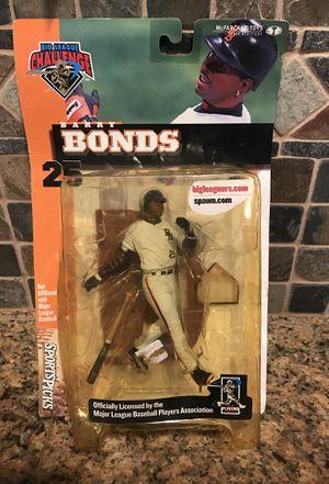Barry Bonds San Francisco Mcfarlane Toys Figure In Package 2000 for Sale in Tamarac, FL