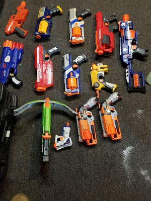 Nerf guns for Sale in Fountain, CO