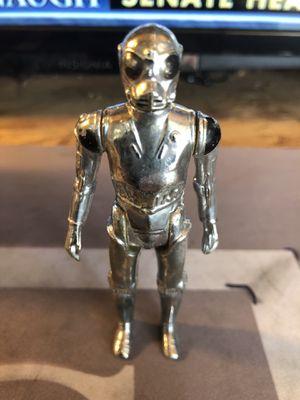 Star Wars Death Star Droid Action Figure 1978 Vintage Kenner for Sale in Fresno, CA