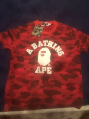Bape Tee for Sale in Brier, WA