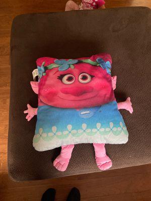 Trolls Poppy pillow for Sale in San Diego, CA