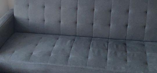 Dark gray Futon (originally $499) for Sale in Columbus,  OH