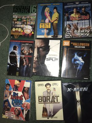 Movies all 45$ obo for Sale in Montrose, CO