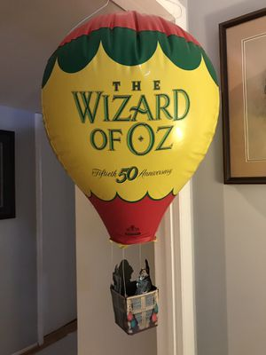 Wizard of Oz balloon advertisement large Dorothy for Sale in West Springfield, VA