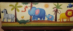Children's canvas Nursery picture for Sale in Harrisburg, PA