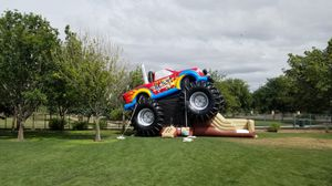 Monster Truck Bounce House and Slide Combo!!! for Sale in Show Low, AZ