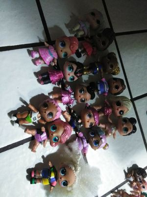 Lol dolls and accessories for Sale in Mount Hamilton, CA