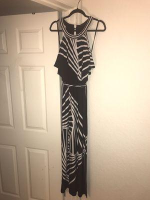 Black & White BCBG Dress Size:Large for Sale in Apopka, FL