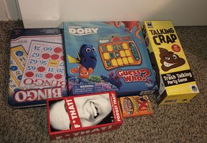 Board games free for Sale in Sunnyvale, CA