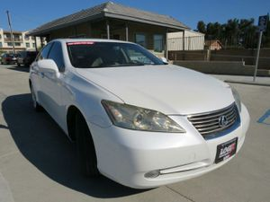 2007 Lexus ES 350 Crystal White for Sale in Fontana, CA