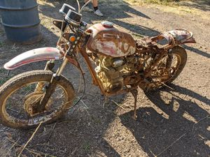 Honda 1971 sl350 project / parts motorcycle for Sale in Portland, OR