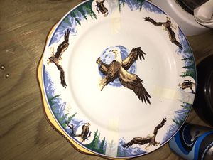 Plates and platters decorative for Sale in East Helena, MT