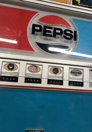 Vintage Pepsi Vending Machine for Sale in Fort Lauderdale, FL