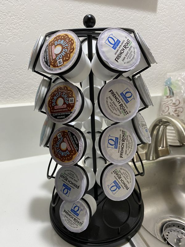 Kcup holder and kcups