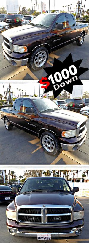2004 Dodge Ram 1500 ST Quad Cab 2WD for Sale in South Gate, CA