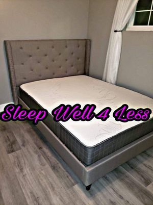 NEW💥KING BED💥MATTRESS INCLUDED💥IN STOCK💥💥 for Sale in Bellflower, CA