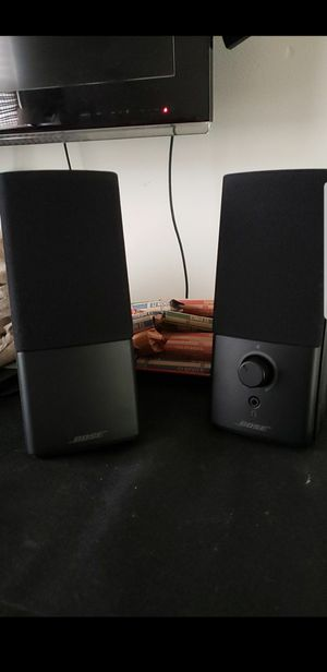 Bose companian speakers for Sale in Havertown, PA