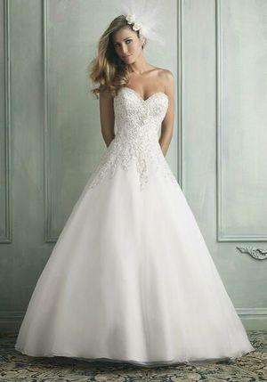 Allure Bridal Couture Wedding Dress Gown size 14 for Sale in Phoenix, AZ