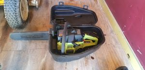 Poulan 2150 chainsaw for Sale in Alexandria, VA