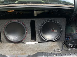 Audio pipe 12inch for Sale in Raleigh, NC