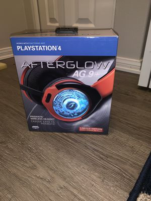 AfterGlow headphones gaming for Sale in Tacoma, WA