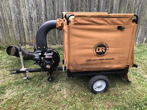 DR Pilot Leaf and Lawn Vacuum for Sale in Rockville, MD