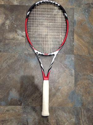 Wilson Steam 99S 4 3/8 Grip Tennis Racquet for Sale in Dublin, OH