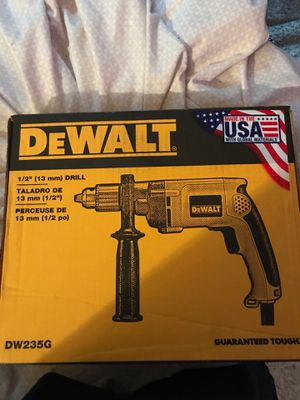 1/2(13mm)Drill for Sale in Washington, DC