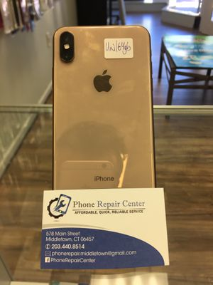 iPhone XS Max / 64 gb / Unlocked for Sale in Middletown, CT