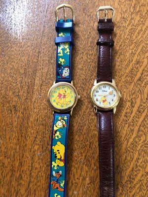 2 Winnie The Pooh Walt Disney Classic Watches for Sale in Phillips Ranch, CA