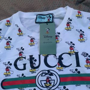 Gucci x Disney Shirt (size medium-large) for Sale in Fayetteville, GA