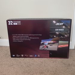 Acer Ed320qr for Sale in Paducah,  KY