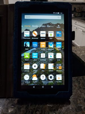 Kindle Fire 5th Generation w/Alexa for Sale in Jacksonville, FL