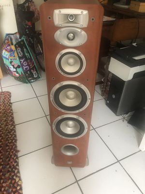 JBL L880 studio series tower speakers for Sale in Miami, FL