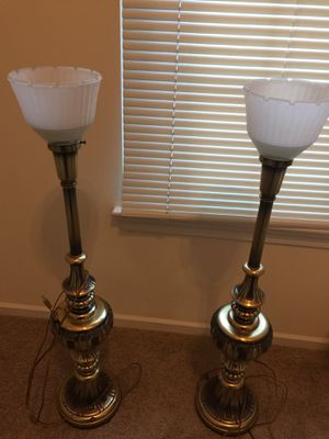 Vintage table lamps for Sale in Darnestown, MD