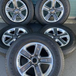 Jeep Wrangler/Cherokee Factory Wheels for Sale in Fontana, CA