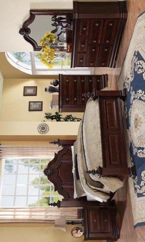 5pc Queen Bedroom Set for Sale in Houston, TX