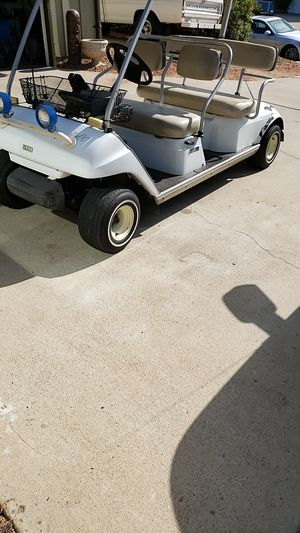 gas golf cart yamaha for Sale in Poway, CA