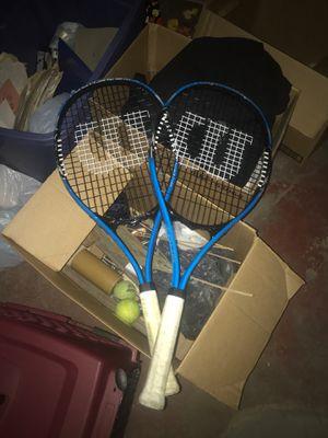 Wilson tennis rackets for Sale in Philadelphia, PA