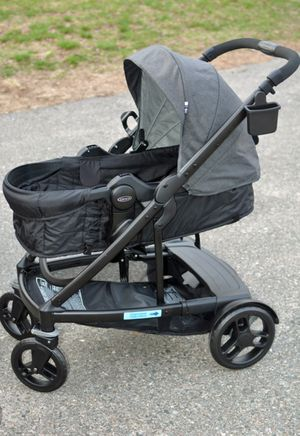 Graco Uno to Duo double stroller for Sale for sale  Englewood Cliffs, NJ